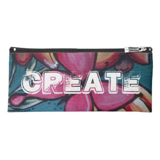 Create butterfly pencil case