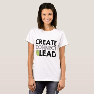 Create Connect Lead (light) T-Shirt