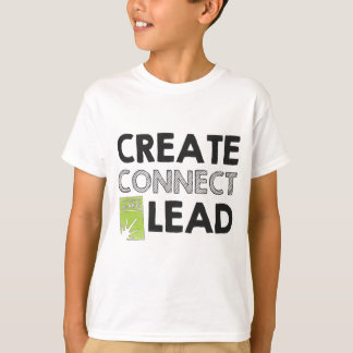 Create Connect Lead (light) T-Shirt