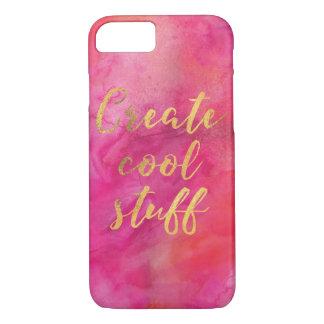 Create cool stuff case
