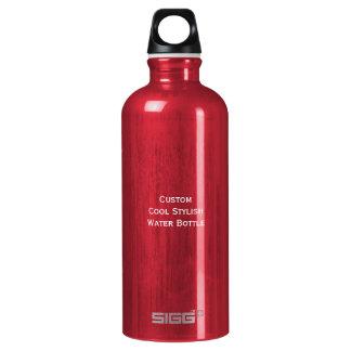Create Custom Cool Stylish Aluminum Water Bottle