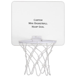 Create Custom Fun Kids Indoor Basketball Hoop Goal