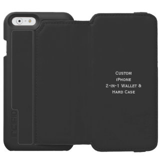 Create Custom iPhone 2-in-1 Wallet & Hard Case Incipio Watson™ iPhone 6 Wallet Case