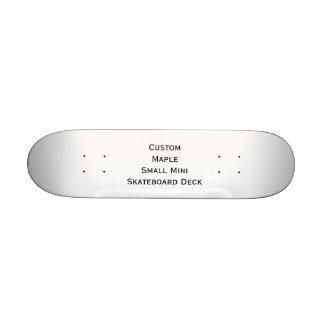 Create Custom Maple Small Mini Skateboard Deck