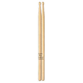 Create Custom Photo American Hardwood Drumsticks
