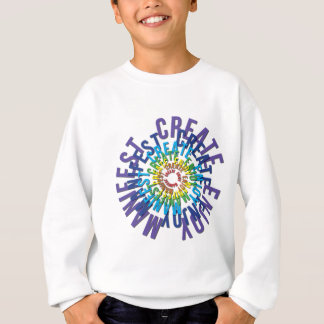 Create Enjoy Manifest - LOA Sweatshirt