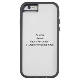 Create iPhone Shock Absorb 3 Layer Protective Case