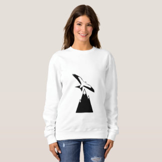 Create kingdom- mountain (cool design) sweatshirt