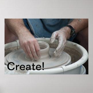 Create! Poster