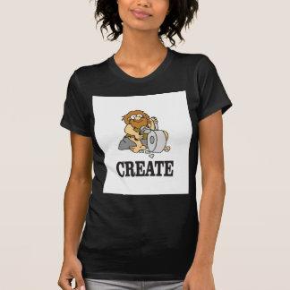 create stone man T-Shirt