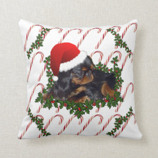 Create Your Holiday Photo Throw Pillow