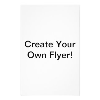 """Create Your Own 5.5"""" x 8.5"""" Flyer"""