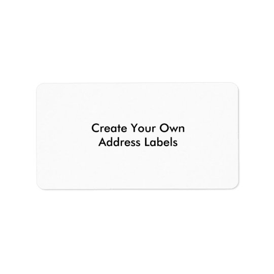 Create Your Own Address Labels For RSVP Envelopes