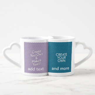 Create Your Own and Make It Yours Coffee Mug Set