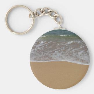 Create your own beach theme key chains