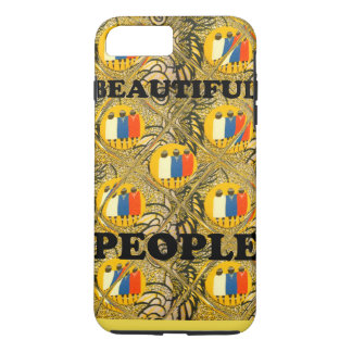 Create Your Own Beautiful People Traditional Afric iPhone 8 Plus/7 Plus Case