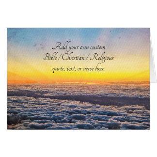Create your own Bible/Christian/Religious Quote Card