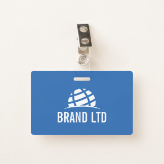 Create Your Own Business Company Logo Badge