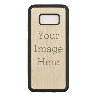 Create Your Own Carved Samsung Galaxy S8 Case