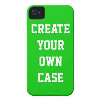 Create Your Own Case - Grass Green