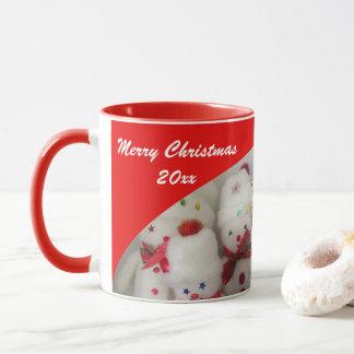 Create your own Christmas coffee mug