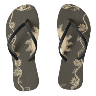 Create yOUR Own Classic Custom Adult Flip Flops