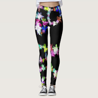Create Your Own colorful sparkling stunning pretty Leggings