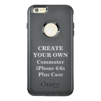 Create Your Own Commuter iPhone 6/6s Plus Case