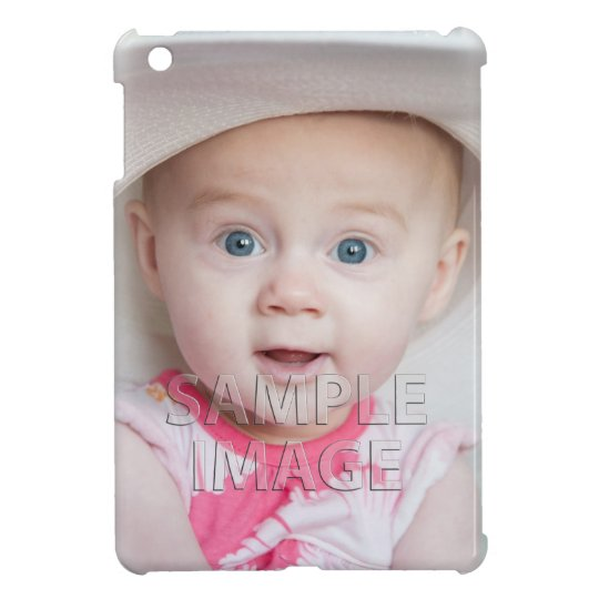 Create Your Own Custom Baby Photo Gift Cover For The iPad Mini