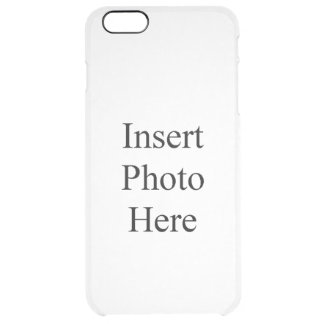 Create Your Own Custom Clear iPhone 6 Plus Case