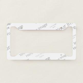 Create Your Own Custom License Plate Frame