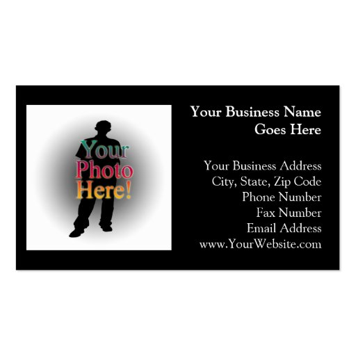 Create Your Own Custom Personalized Business Card