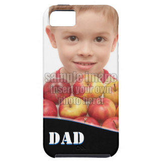 Create Your Own Custom Photo (Blue) Apple Cases