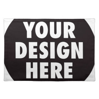 Create Your Own CUSTOM PRODUCT Your Design Here Placemat
