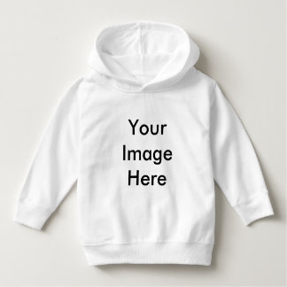 Create Your Own Custom Toddler Pullover Hoodie