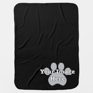 CREATE YOUR OWN Dark Baby Blanket