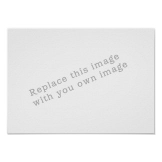 Create your own design (from $11.95) poster