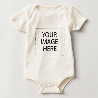 Create your own design & text :-) baby bodysuit