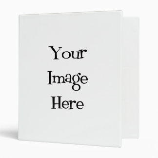 Create Your Own : Design Your Own Custom 3 Ring Binders