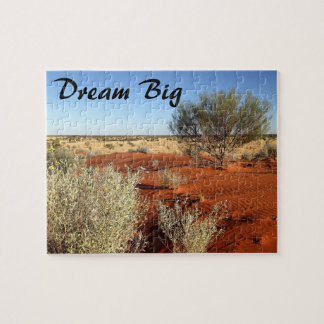 Create your own Dream Big jigsaw puzzle