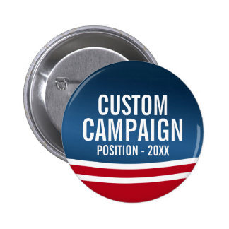 Create Your Own Election Design 2 Inch Round Button