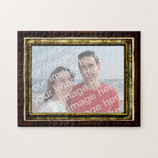 Create Your Own Framed Photo Puzzle