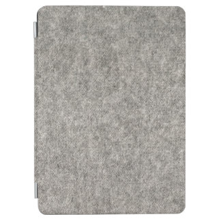 Create your own | Furry grey fabric iPad Air Cover