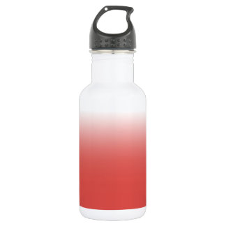 Create your own   grenadine to white 532 ml water bottle