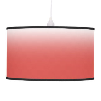 Create your own | grenadine to white pendant lamp