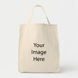 Create Your Own Grocery Tote Bag