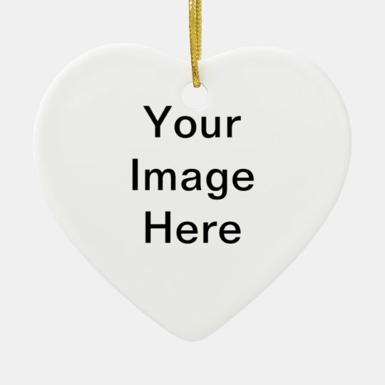 Design Your Own Swag Contest Ends Today: Create Your Own Heart Ornament