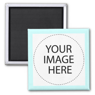CREATE YOUR OWN HOLIDAY GIFTS SQUARE MAGNET