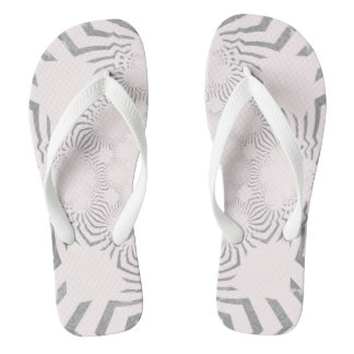 Create Your Own Honeymoon summer and free time Flip Flops
