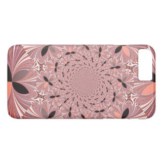 Create Your Own Inspiration Flower design iPhone 7 Plus Case